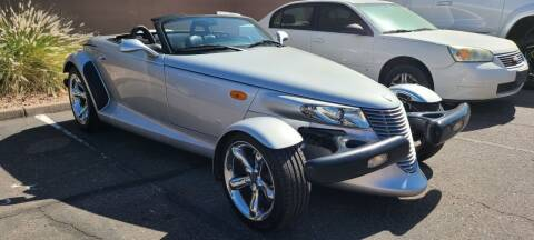 2002 Chrysler Prowler for sale at Arizona Auto Resource in Tempe AZ