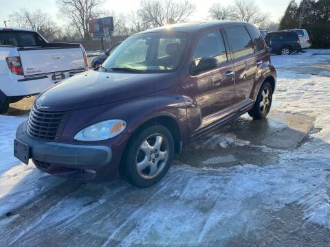 2002 Chrysler PT Cruiser for sale at Downers Grove Motor Sales in Downers Grove IL