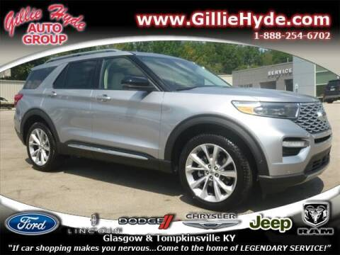 2021 Ford Explorer for sale at Gillie Hyde Auto Group in Glasgow KY