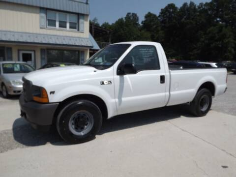 2001 Ford F-250 for sale at Country Side Auto Sales in East Berlin PA