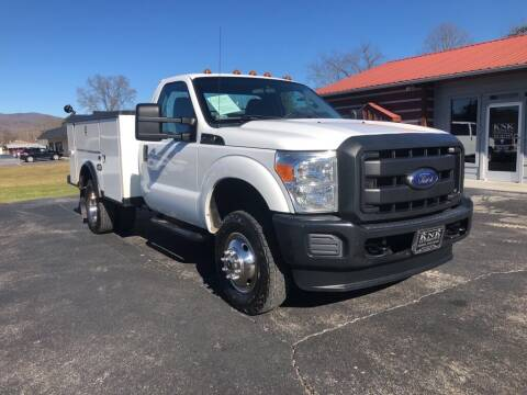 2015 Ford F-350 Super Duty for sale at KNK AUTOMOTIVE in Erwin TN
