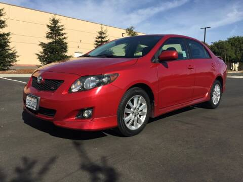 2009 Toyota Corolla for sale at 707 Motors in Fairfield CA