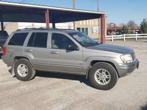 2000 Jeep Grand Cherokee for sale at Faw Motor Co - Faws Garage Inc. in Arapahoe NE