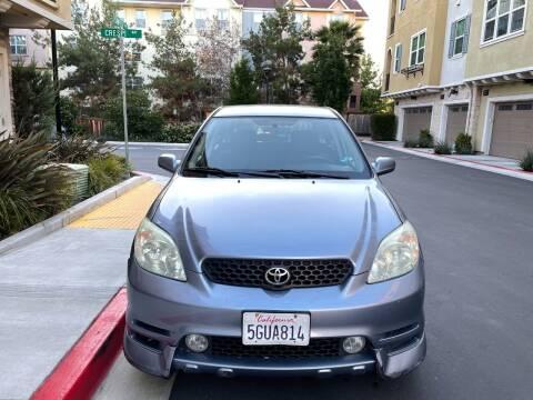 2004 Toyota Matrix for sale at Hi5 Auto in Fremont CA