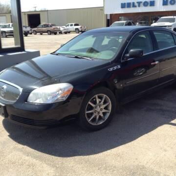 2007 Buick Lucerne for sale at Melton Chevrolet in Belleville KS