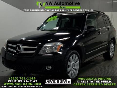 2012 Mercedes-Benz GLK for sale at NW Automotive Group in Cincinnati OH