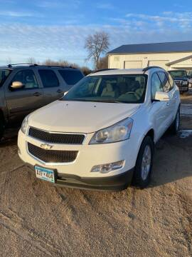 2010 Chevrolet Traverse for sale at RDJ Auto Sales in Kerkhoven MN
