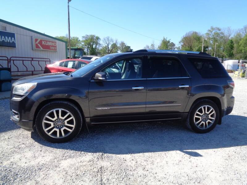 2014 GMC Acadia for sale at Rod's Auto Farm & Ranch in Houston MO