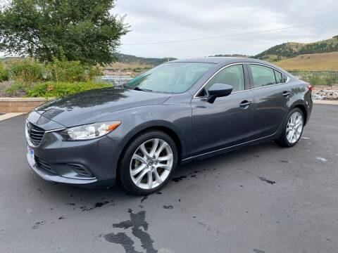 2015 Mazda MAZDA6 for sale at Big Deal Auto Sales in Rapid City SD