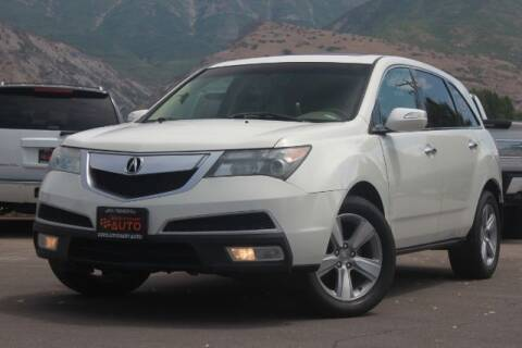 2012 Acura MDX for sale at REVOLUTIONARY AUTO in Lindon UT