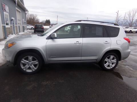 2006 Toyota RAV4 for sale at Pool Auto Sales Inc in Spencerport NY