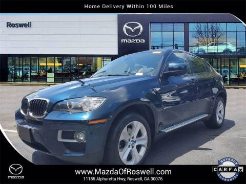 2014 BMW X6 for sale at Mazda Of Roswell in Roswell GA