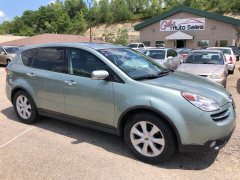 2006 Subaru B9 Tribeca for sale at Gilly's Auto Sales in Rochester MN