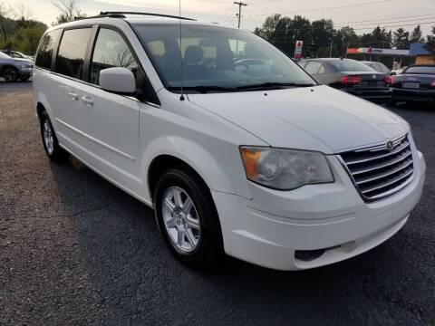 2008 Chrysler Town and Country for sale at Arcia Services LLC in Chittenango NY