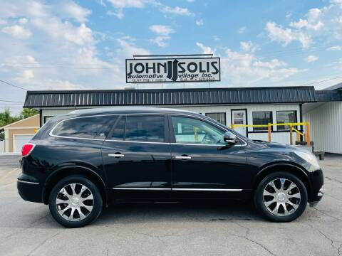 2017 Buick Enclave for sale at John Solis Automotive Village in Idaho Falls ID
