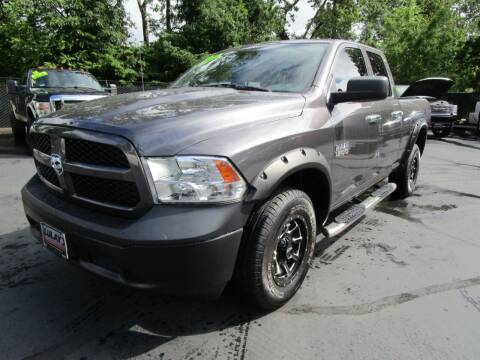 2018 RAM Ram Pickup 1500 for sale at LULAY'S CAR CONNECTION in Salem OR