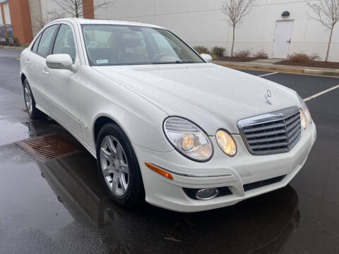 2009 Mercedes-Benz E-Class for sale at ELAN AUTOMOTIVE GROUP in Buford GA