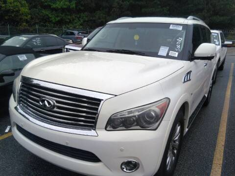 2014 Infiniti QX80 for sale at Pars Auto Sales Inc in Stone Mountain GA
