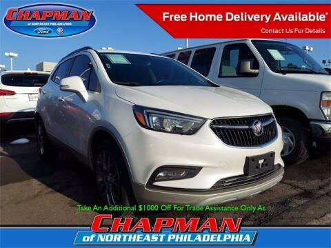2019 Buick Encore for sale at CHAPMAN FORD NORTHEAST PHILADELPHIA in Philadelphia PA