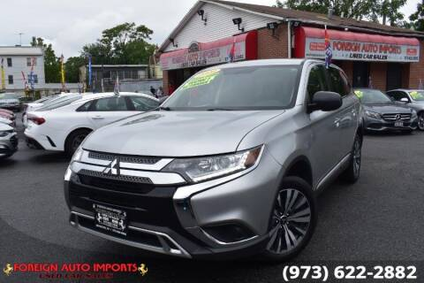 2020 Mitsubishi Outlander for sale at www.onlycarsnj.net in Irvington NJ