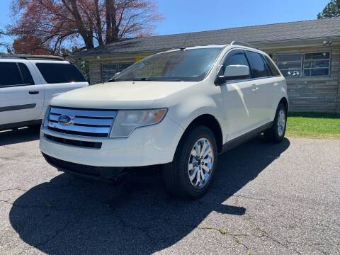 2008 Ford Edge for sale at Hillside Motors Inc. in Hickory NC
