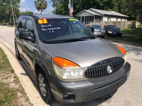 2002 Buick Rendezvous for sale at Castagna Auto Sales LLC in Saint Augustine FL