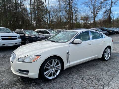 2009 Jaguar XF for sale at Car Online in Roswell GA