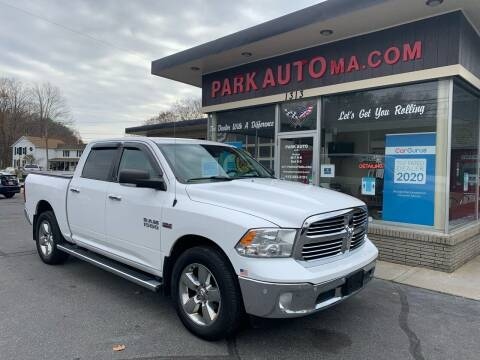 2014 RAM Ram Pickup 1500 for sale at Park Auto LLC in Palmer MA