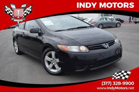 2008 Honda Civic for sale at Indy Motors Inc in Indianapolis IN