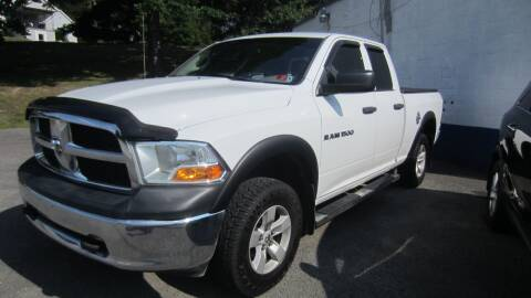2011 RAM Ram Pickup 1500 for sale at Auto Outlet of Morgantown in Morgantown WV