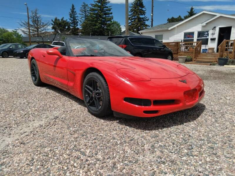 2001 Chevrolet Corvette for sale at DK Super Cars in Cheyenne WY