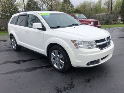 2010 Dodge Journey for sale at Newcombs Auto Sales in Auburn Hills MI