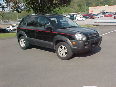 2007 Hyundai Tucson for sale at North Hills Auto Mall in Pittsburgh PA