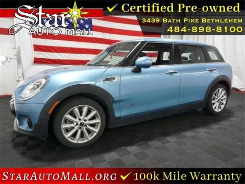 2017 MINI Clubman for sale at STAR AUTO MALL 512 in Bethlehem PA