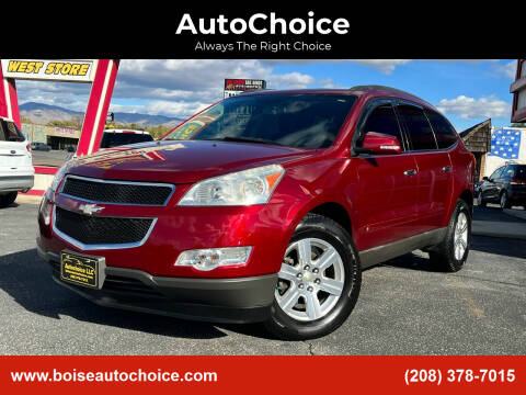 2010 Chevrolet Traverse for sale at AutoChoice in Boise ID