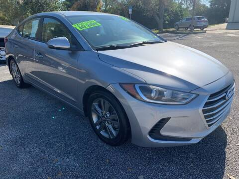 2017 Hyundai Elantra for sale at The Car Connection Inc. in Palm Bay FL