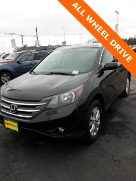 2014 Honda CR-V for sale at Bachrodt on State in Rockford IL