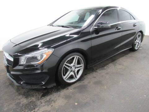 2014 Mercedes-Benz CLA for sale at Automotive Connection in Fairfield OH