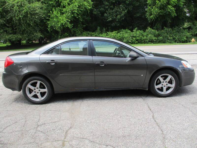 2006 Pontiac G6 for sale at Settle Auto Sales TAYLOR ST. in Fort Wayne IN