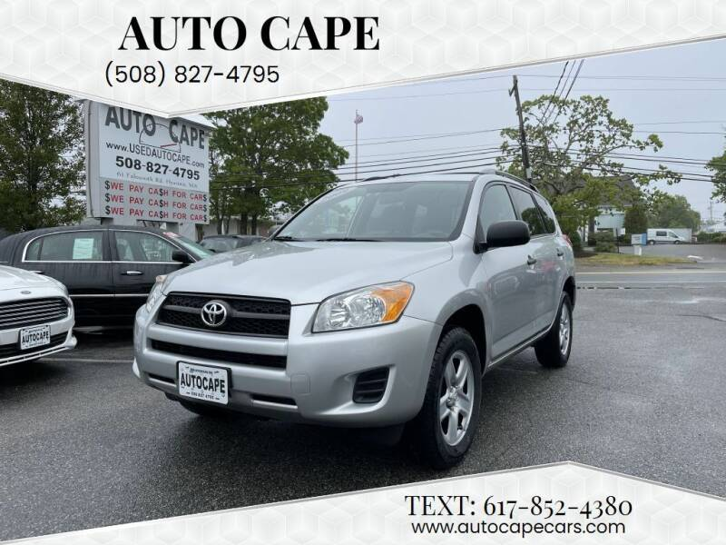 2009 Toyota RAV4 for sale at Auto Cape in Hyannis MA