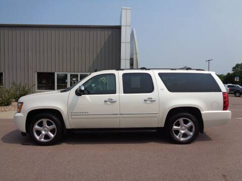2011 Chevrolet Suburban for sale at Herman Motors in Luverne MN