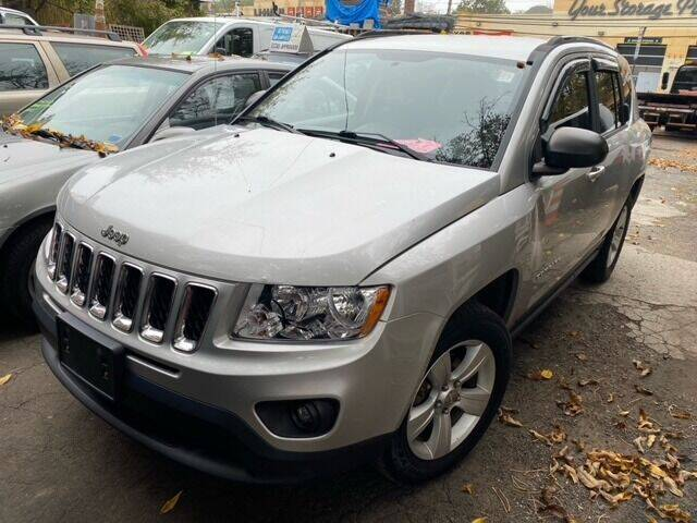 2013 Jeep Compass for sale at Drive Deleon in Yonkers NY