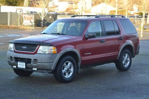 2002 Ford Explorer for sale at Skyline Motors Auto Sales in Tacoma WA