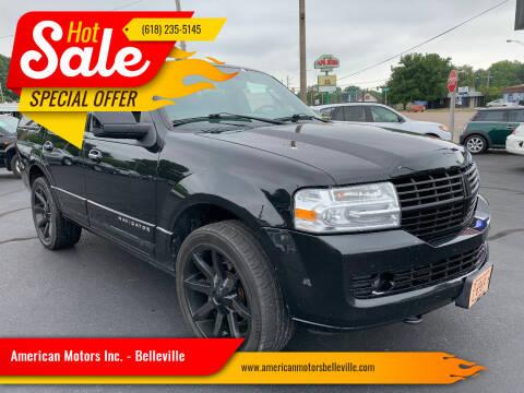 2011 Lincoln Navigator for sale at American Motors Inc. - Belleville in Belleville IL
