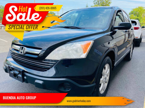 2007 Honda CR-V for sale at BUENDIA AUTO GROUP in Hasbrouck Heights NJ