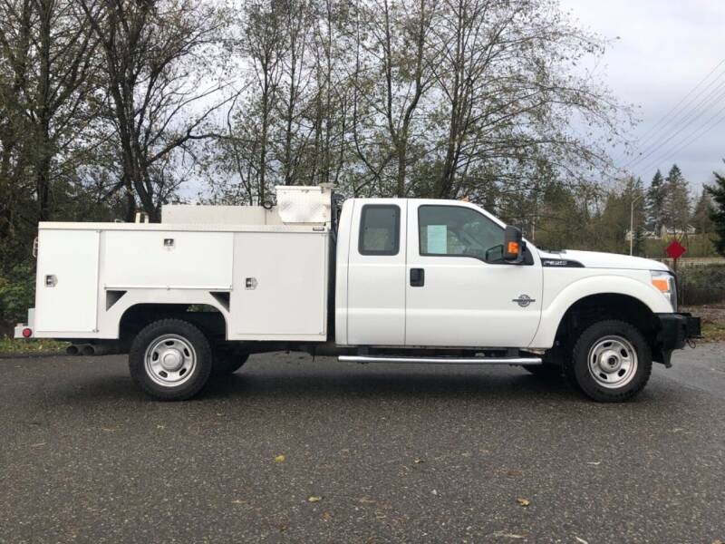 2013 Ford F-350 Super Duty for sale at Grandview Motors Inc. in Gig Harbor WA