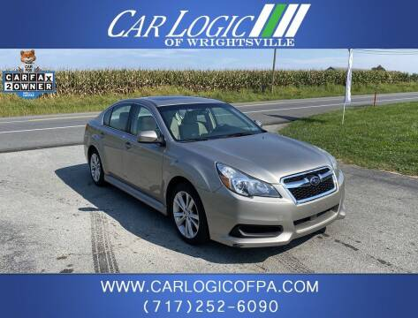 2014 Subaru Legacy for sale at Car Logic in Wrightsville PA