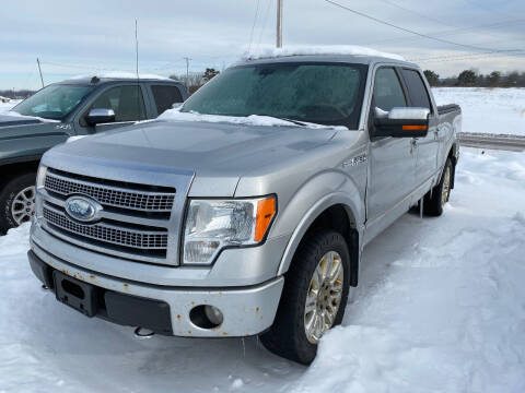 2009 Ford F-150 for sale at Riverside Motors in Glenfield NY