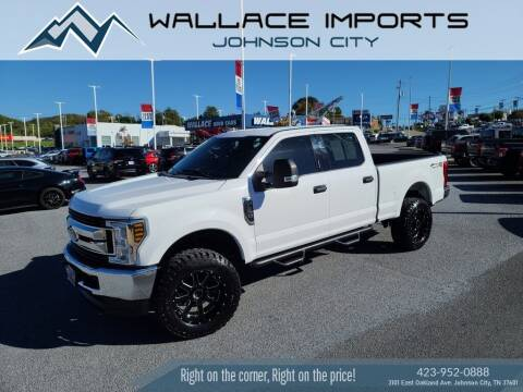2018 Ford F-250 Super Duty for sale at WALLACE IMPORTS OF JOHNSON CITY in Johnson City TN