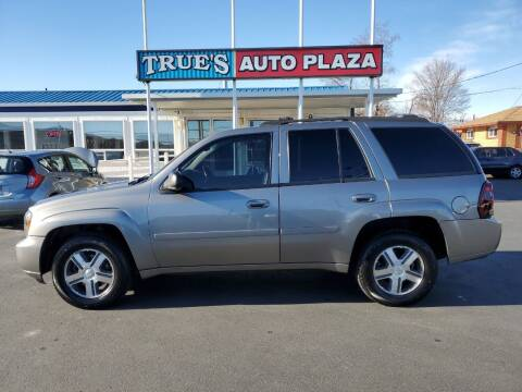 2007 Chevrolet TrailBlazer for sale at True's Auto Plaza in Union Gap WA